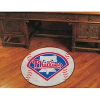 MLB - Philadelphia Phillies Baseball Mat