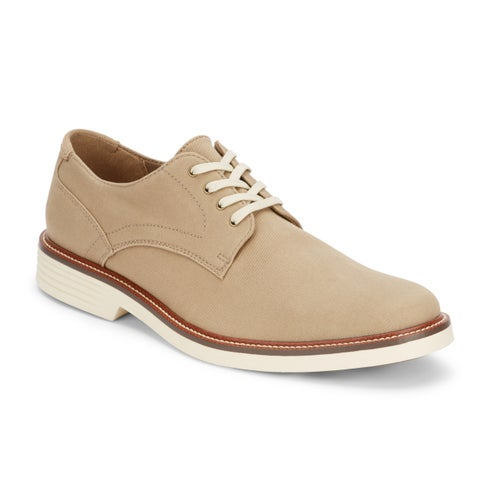 G.H. Bass & Co. Mens Avenue Oxford Shoe with NeverWet