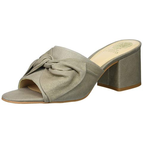 d4fe1f86861 Buy Grey Vince Camuto Women's Sandals Online at Overstock   Our Best ...