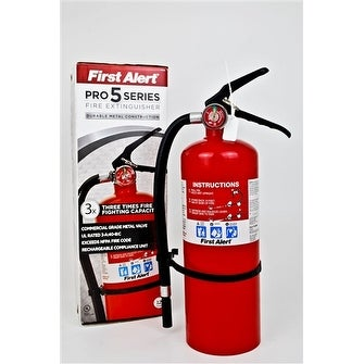 Mayday EE30A First Alert 5 lb Pro Fire Extinguisher Heavy Duty