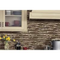 Mohawk Industries 16543 Iron Multi-Surface Tile - 0.375 Inch(Sold by Sheet) - N/A