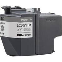 Brother Lc3029bk Super High Yield Black Ink Cartridge