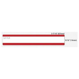"""Seiko SLP-FLR Seiko SmartLabel SLP-FLR File Folder Label - 0.56"" Width x 3.43"" Length - 130/Roll - 0.79"" Core -"