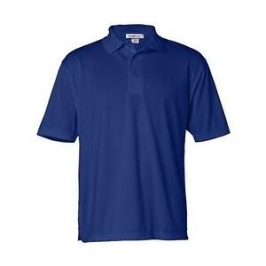 FeatherLite Moisture Free Mesh Sport Shirt - Royal - L
