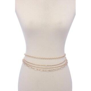 Multi chain belt