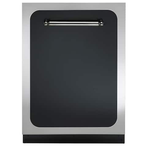 """Heartland HCTTDW 24"""" Wide 15 Place Setting Energy Star Rated Built-In Dishwasher with Luxury-Quiet Sound Technology"""