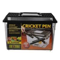 hc lg exo terra cricket pen