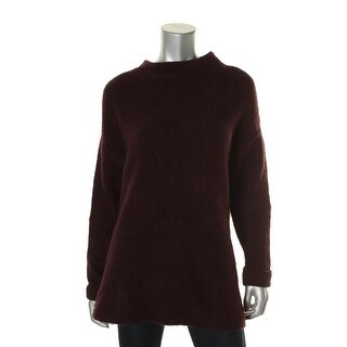 Free People Womens Wool Blend Knit Pullover Sweater - XS/S