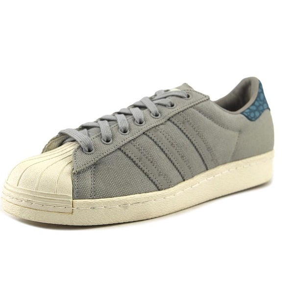 Adidas Superstar 80's Animal Oddit Men Round Toe Synthetic Sneakers
