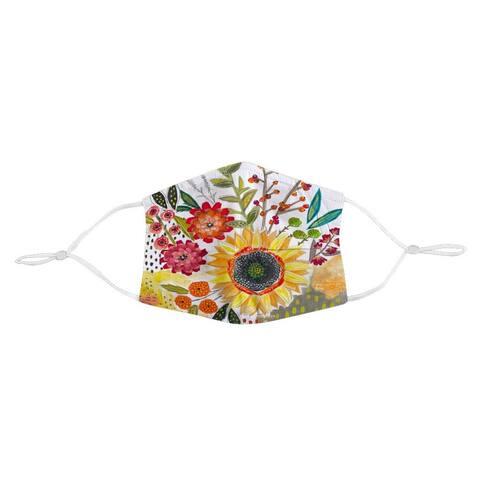 Sundaze Blooms Face Mask - M