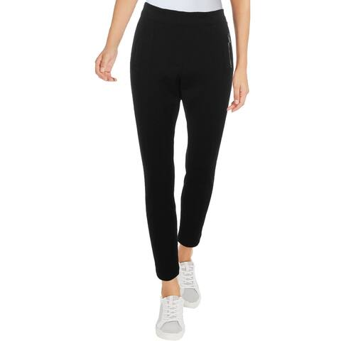 Anne Klein Womens Pants Compression Skinny