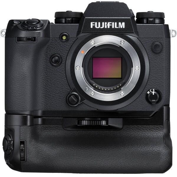 Fujifilm X-H1 Mirrorless Digital Camera w/Vertical Power Booster Grip. Opens flyout.