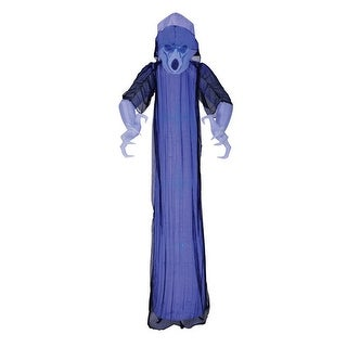 Gemmy 74715 Airblown Inflatable Halloween Ghost, 8' H