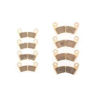 Brake Pads fits Polaris Razor RZR S4 900 2018 Front and Rear by Race-Driven