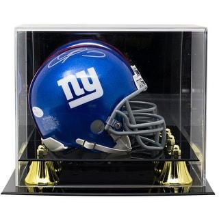 Odell Beckham Jr Signed Signed NY Giants Mini Helmet JSA W Deluxe Acrylic Case