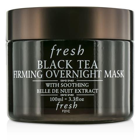Fresh Black Tea Firming Overnight Mask 100Ml/3 3Oz