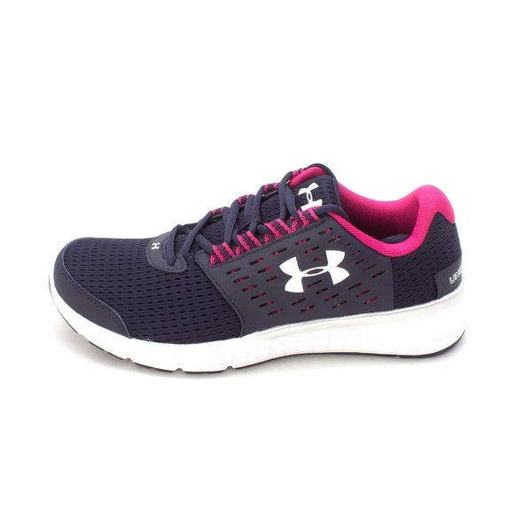 Under Armour Womens Micro G motion Canvas Low Top Lace Up Running Sneaker