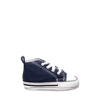 9db4c67fa2bb Shop Converse First Star Hi Navy 88865 Crib Size 2 - Free Shipping On  Orders Over  45 - Overstock - 20553733
