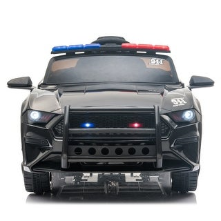 Link to 12V Kids Ride On Car ,Police Sports car with 2.4GHZ Remote Control Similar Items in Bicycles, Ride-On Toys & Scooters