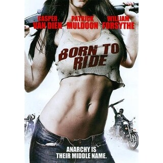 Born to Ride - DVD