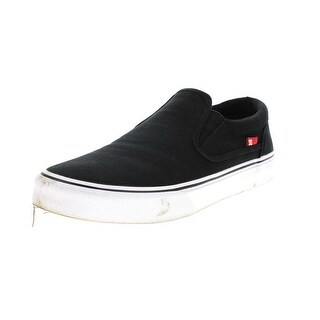 DC Mens Trase TX Skate Shoes Canvas Slip On - 6 medium (d)
