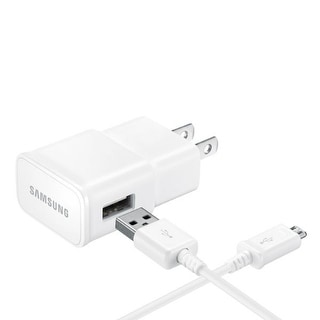 Samsung Adaptive Fast Charger USB Wall Charger - White