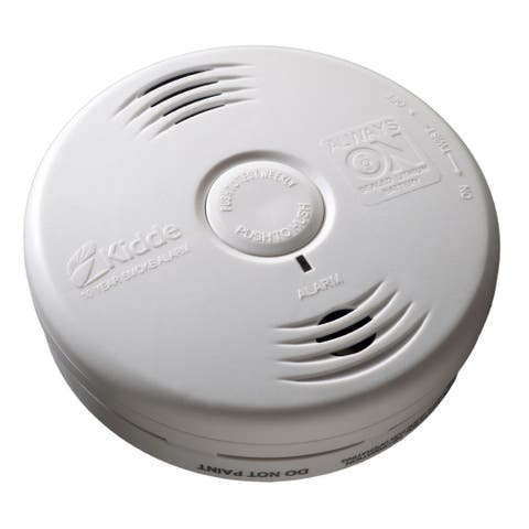 Kidde 21010161 Kidde 10 Year Bedroom Smoke Alarm