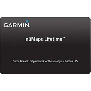 Garmin 010-11269-00 nuMaps North America Lifetime Map Update Gift Card