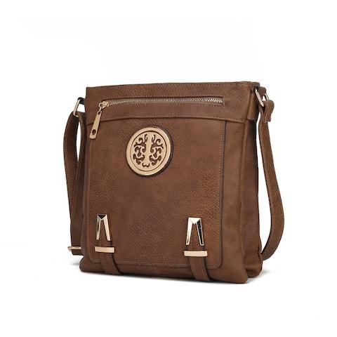 MKF Collection Lean Cross body Bag by Mia K.