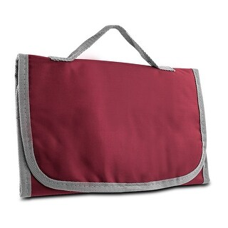 Travelon Trip Logic Tri-Fold Toiletry Kit (Bordeaux)