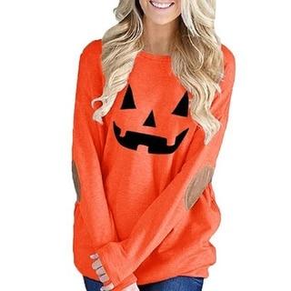 Link to Leo Rosi Women's Halloween Top Similar Items in Tops