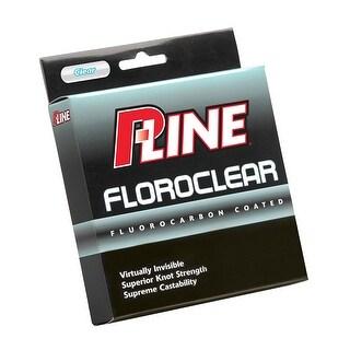 P Line Fccf 8 Floroclear Clr 300yd 8lb