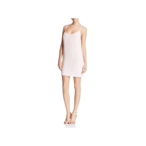 French Connection Womens Mini Dress Sleeveless Party