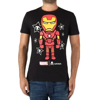 Tokidoki Marvel Iron Man Superhero Men's T-Shirt