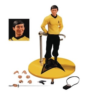 Star Trek One:12 Collective Action Figure: Sulu - multi