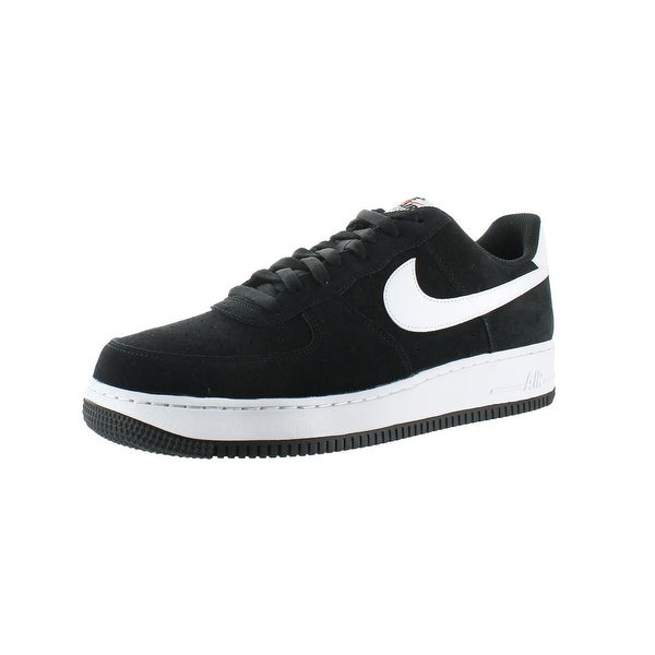 Nike Mens Air Force 1 Basketball Shoes Low-Top Platform