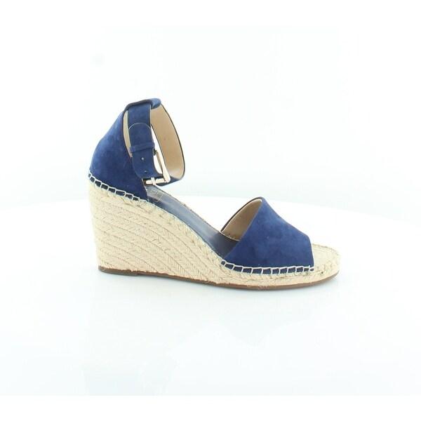 bbdb6fcdfed Shop Vince Camuto Leera Women's Sandals Moody Blues - 7 - Free ...