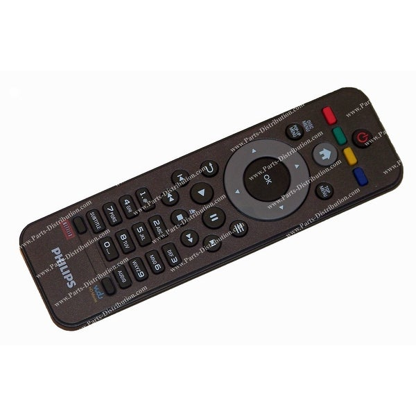 OEM Philips Remote Control Originally Supplied With: BDP2185, BDP2185/F7, BDP2185F7