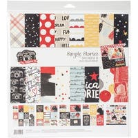 "Simple Stories Collection Kit 12""X12""-Say Cheese Iii"