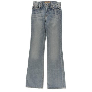 Joe's Jeans Womens The Charlie Flare Jeans Distressed High Rise - 29