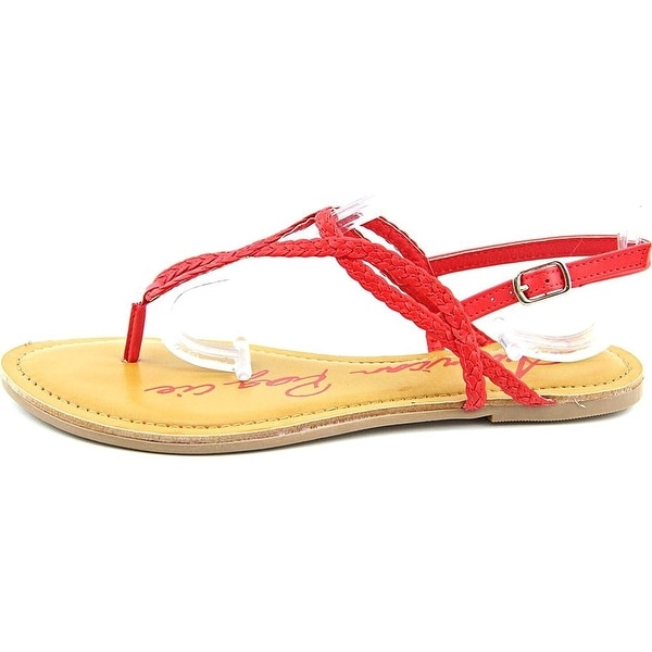 American Rag Womens Keira Split Toe Casual Ankle Strap Sandals