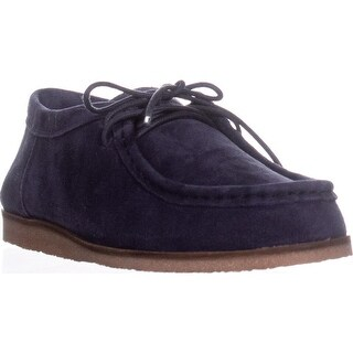 Lucky Brand Acaciah Flat Loafers, Moroccan Blue - 7 us / 37 eu