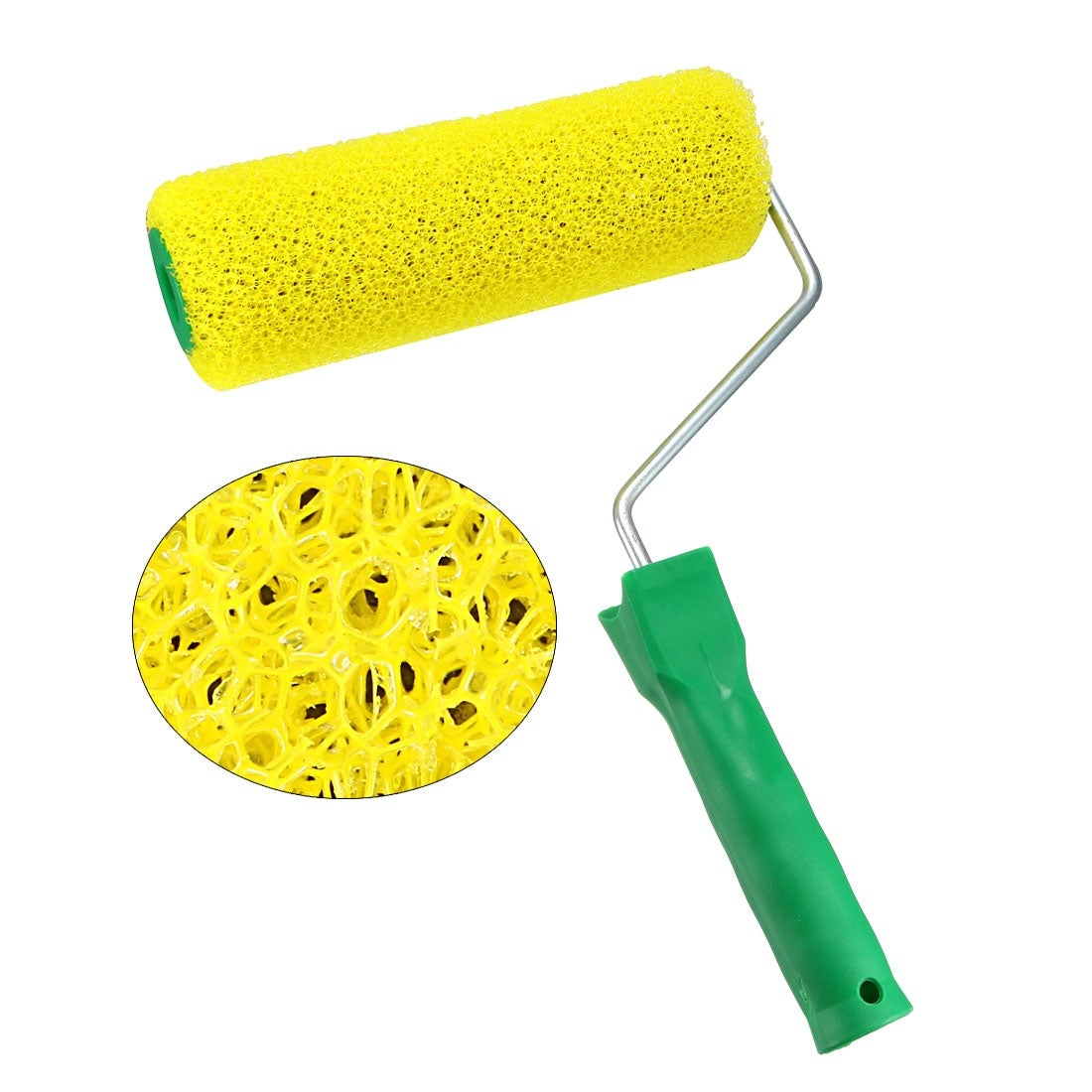 8inch Home Wall Sponge Paint Roller Painting Brush Cover Fame Kit Maximal Coarse 8 Max Coarse 8 Max Coarse