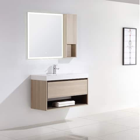 "Laila 36"" Single Bathroom Vanity Set"