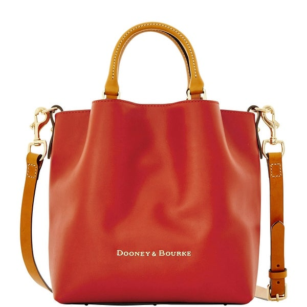 Dooney & Bourke City Small Barlow (Introduced by Dooney & Bourke at $328 in Sep 2016) - Persimmon