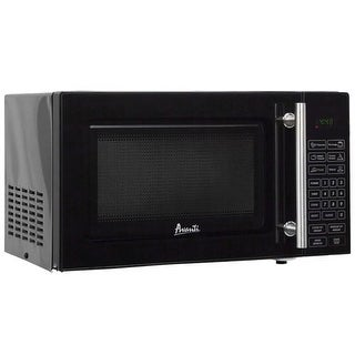 Avanti MO8003 0.8 Cubic Foot Black Microwave Oven