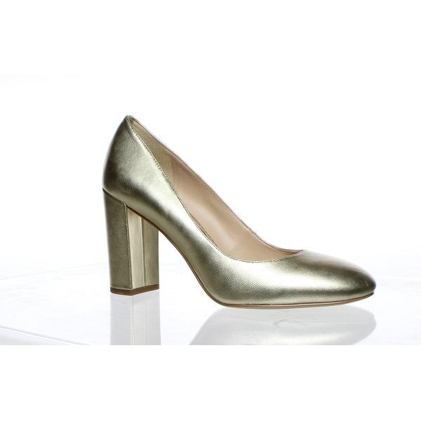 e27cc4937 Shop Sam Edelman Womens Stillson Gold Pumps Size 8.5 - Free Shipping ...