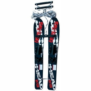"""Airhead Breakthru 2 Wide Body Trainer Skis Breakthru 2 Wide Body Trainer Skis"""