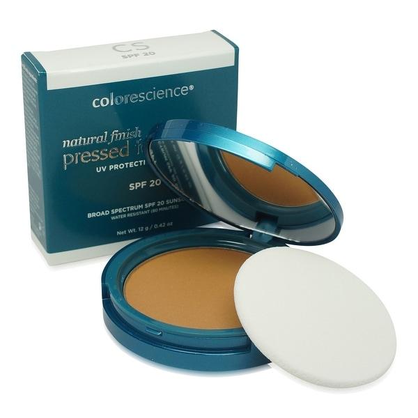 Colorescience Finish Pressed Foundation SPF 20-Tan Natural 0.42 Oz