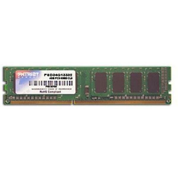 Patriot Memory PSD34G13332 4GB 1333MHz DDR3